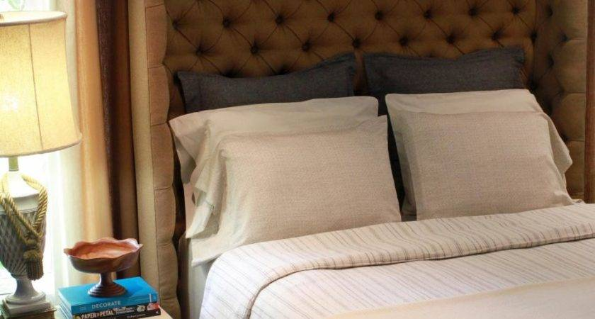 Diy Upholstered Diamond Tufted Headboard