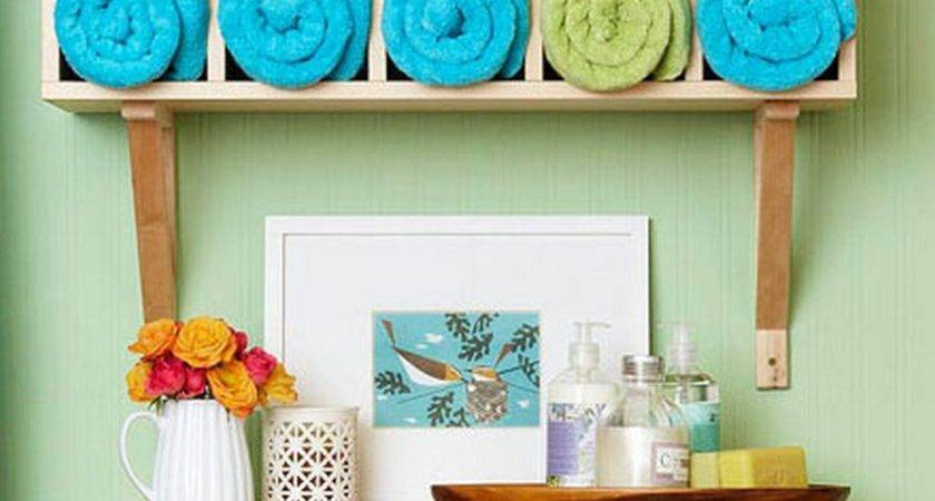 Diy Wall Decor Ideas Bathroom Home