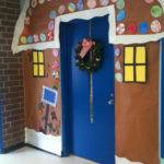 Door Decorating Ideas Christmas Just Cause