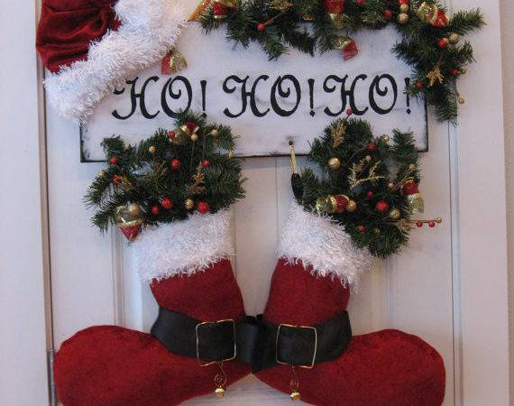Door Ornament Personalized Christmas