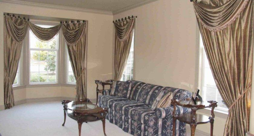 Drapes Formal Living Room Collection Popular