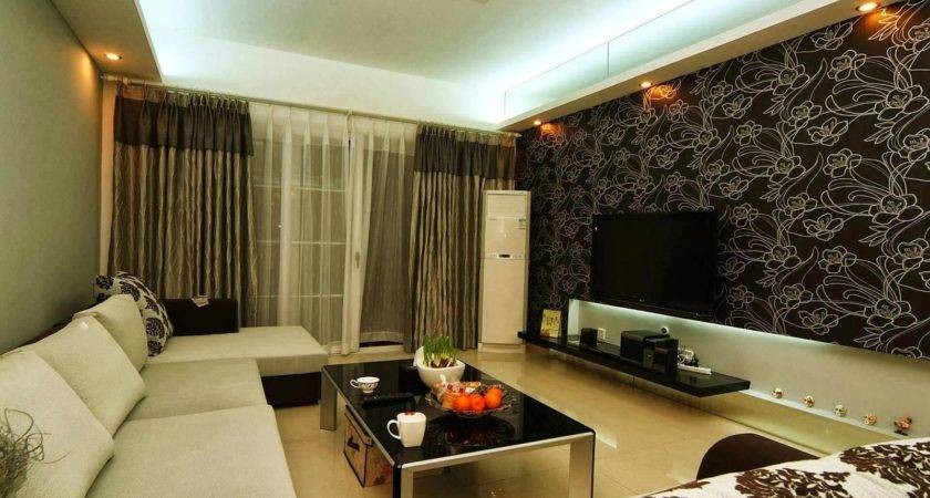 Drawing Room Interior Design Indian Home Wall Decoration