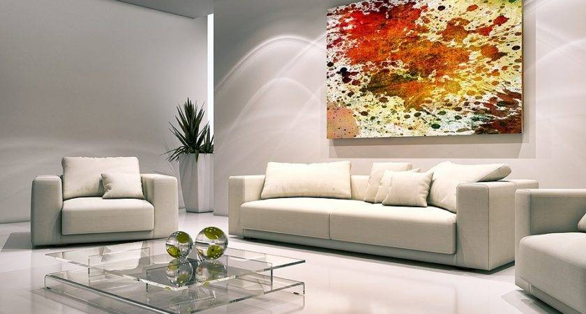 Drawing Room Paintings Modeller Sofas