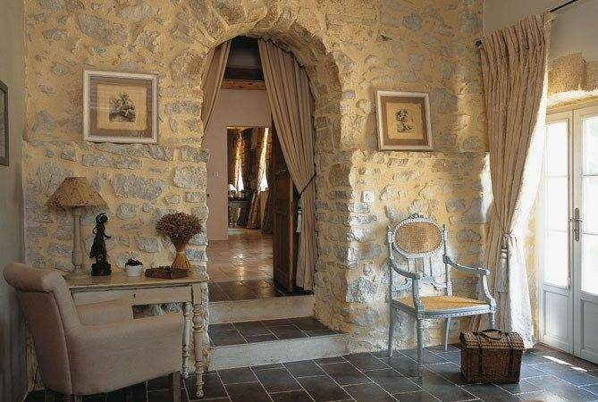 Dream French Country Stone House Decoholic