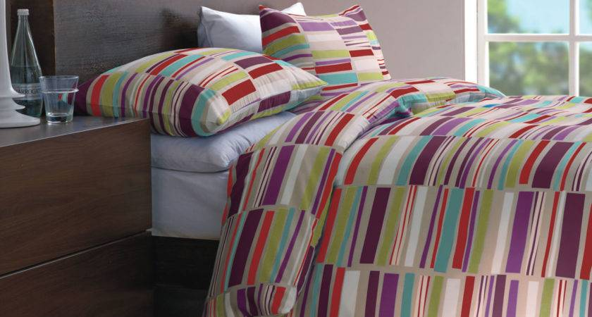 Dreams Drapes Memphis Multi Coloured Bedding Set