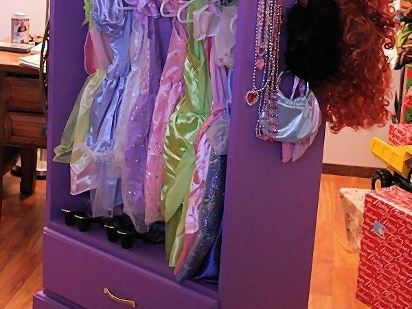 Dress Armoire Seen Pinterest Crafts