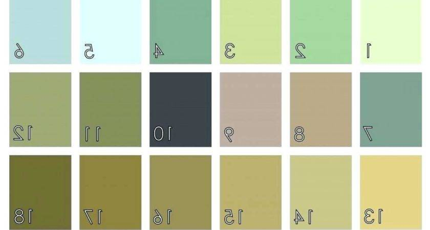 Earth Tone Colors Paint Dining Room