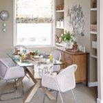 Earth Tone Dining Room Decorating Ideas