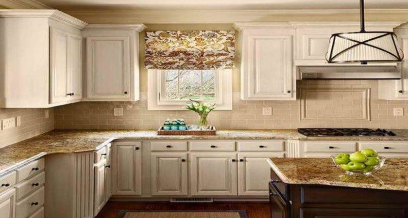 Earth Tone Paint Colors Cherry Cabinets