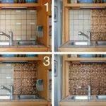 Easy Bathroom Ideas Backsplash
