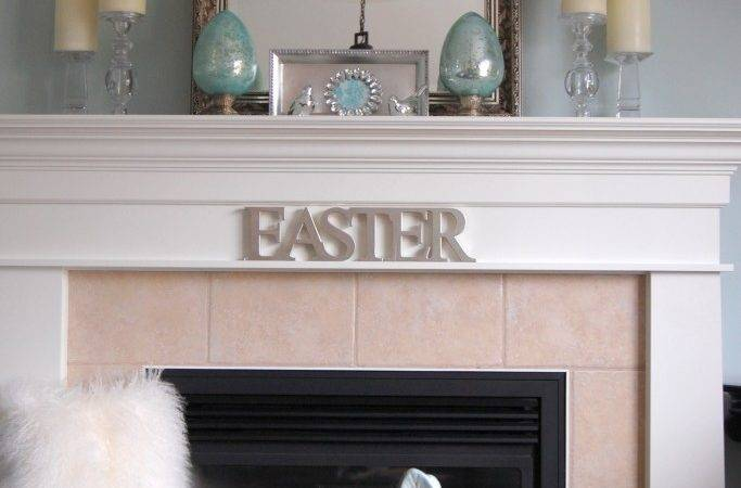 Easy Easter Decorating Ideas Pop Pretty Blog