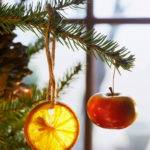 Easy Make Christmas Ornaments Fruit