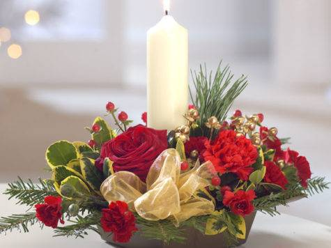 Easy Stunning Christmas Centerpiece Ideas Easyday