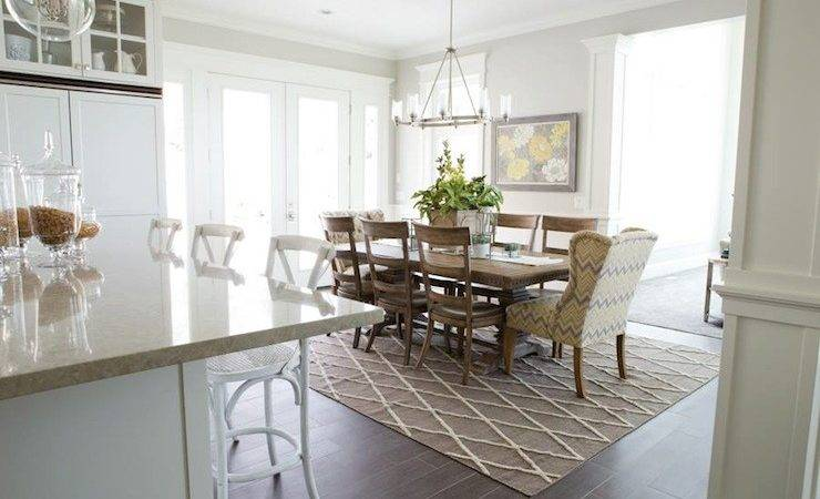 Eat Kitchen Transitional Dining Room Davies