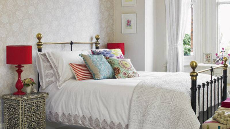 Eclectic Bedrooms Ideas Design Bookmark