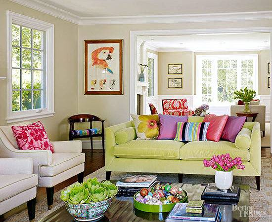 Eclectic Decor Get Right
