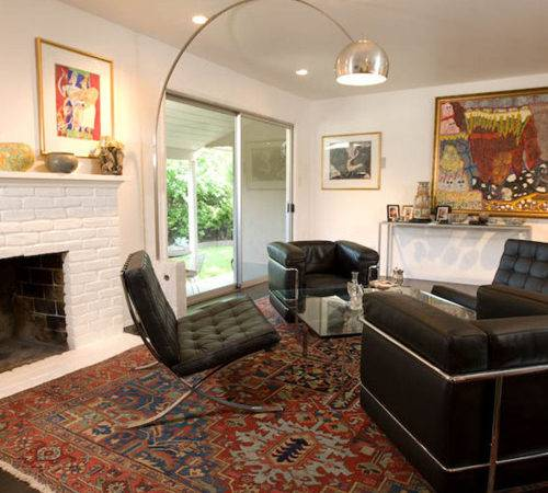 Eclectic Living Room Decor Modern House