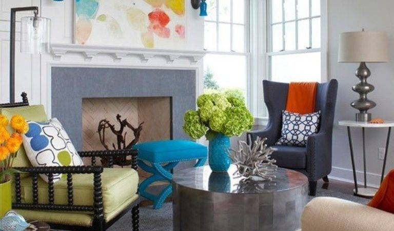 Eclectic Living Room Design Ideas Decoration Love