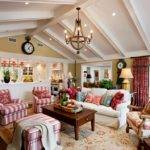 Eclectic Living Room Ideas Country Furniture
