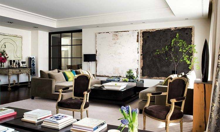 Eclectic Living Rooms Myideasbedroom