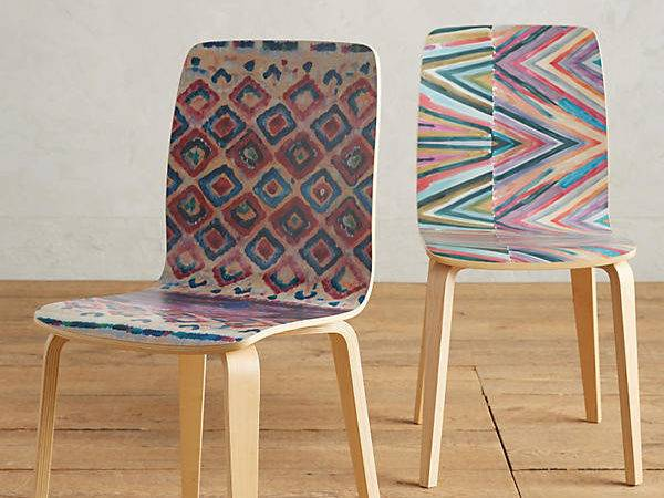 Eclectic Tamsin Dining Chair Anthropologie