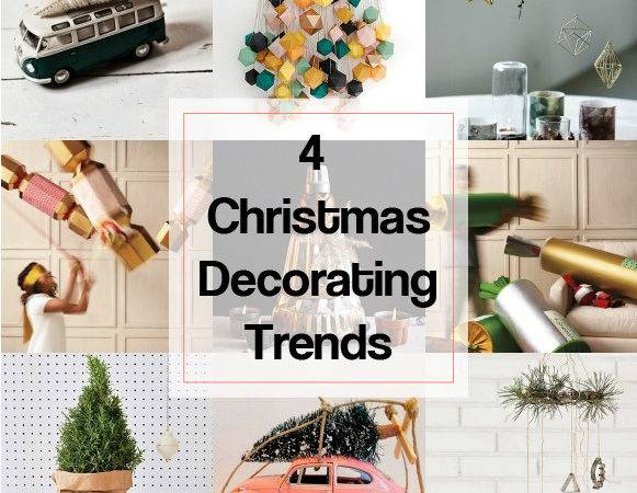 Eclectic Trends Christmas Decorating