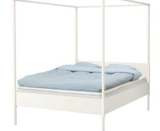 Edland Four Poster Bed Ikea Beds