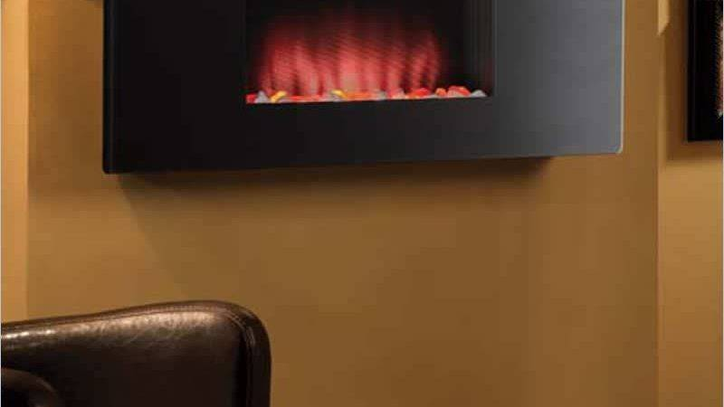 Electric Fireplaces Small Spaces Apartments