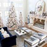 Elegant Decorating Ideas White Christmas Godiygo