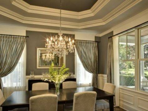 Elegant Dining Room Decor Renovation Ideas