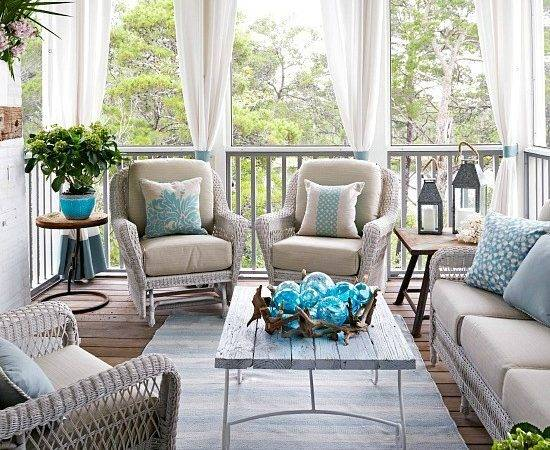 Elegant Home Abounds Beach House Decor Ideas