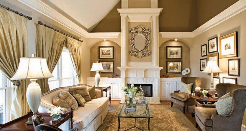 Elegant Living Room Color Schemes Interior Design