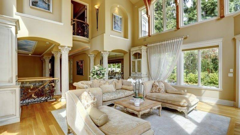 Elegant Living Room Designs Art Home