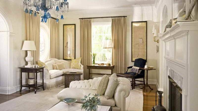 Elegant Living Room Paint Colors Modern House