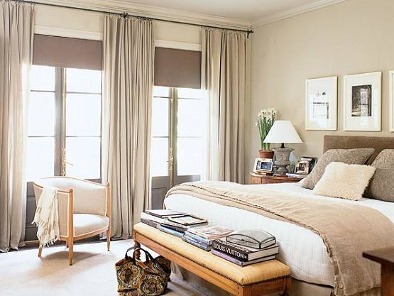 Elegant Neutral Bedding Ideas Home Interiors
