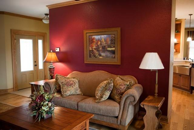 Elegant Red Living Room Paint Ideas Best Wall Colors