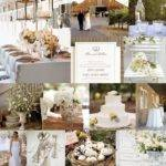 Elegant Rustic Wedding Decorations Pixshark