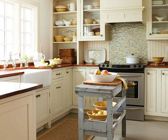 Elegant Small Kitchen Island Ideas Tile Marble Backsplash
