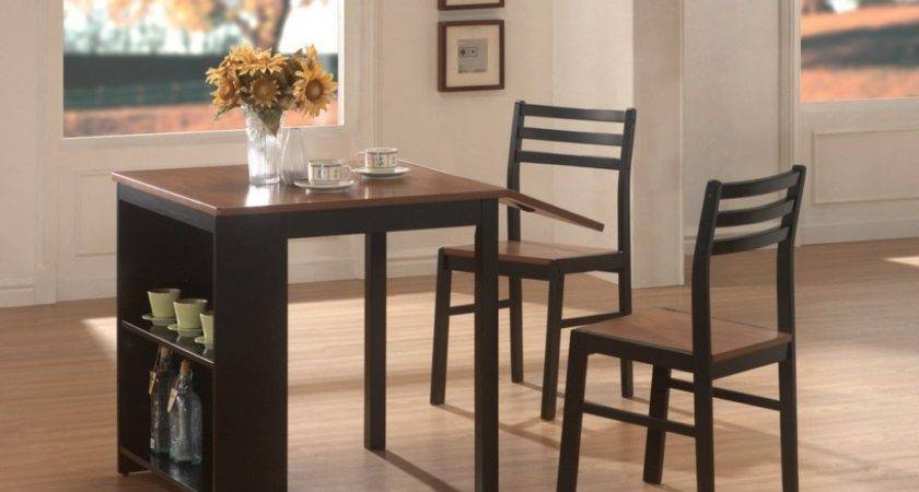Emejing Dining Room Furniture Small Spaces
