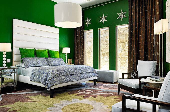 Emerald Green Room Ideas Archives Colorful Beethe