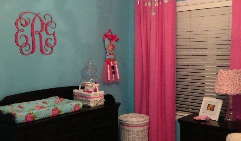 Emerson Pink Turquoise Nursery Project