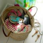 Encourage Tidy Habits Shoe Basket Summer Holidays