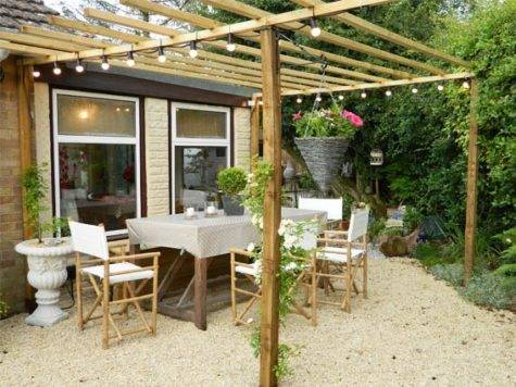 Enthused Monkey Crafty Diy Garden Pergola