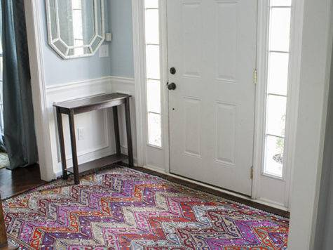 Entryway Rug Room Ornament