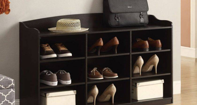 Entryway Shoe Storage Ideas Homesfeed