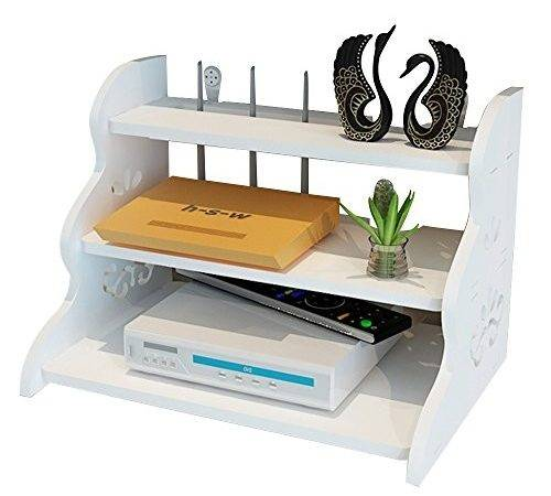 Esy Life Inches Wall Mounted Shelf Layer Floating