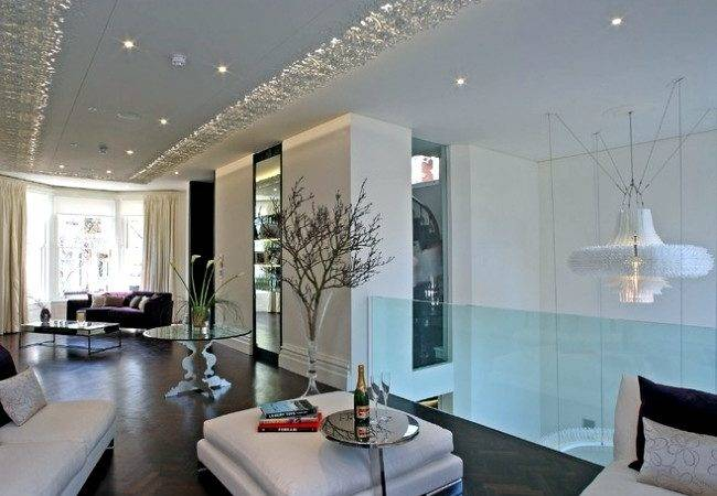 Examples Modern Living Room Ceiling Design Life