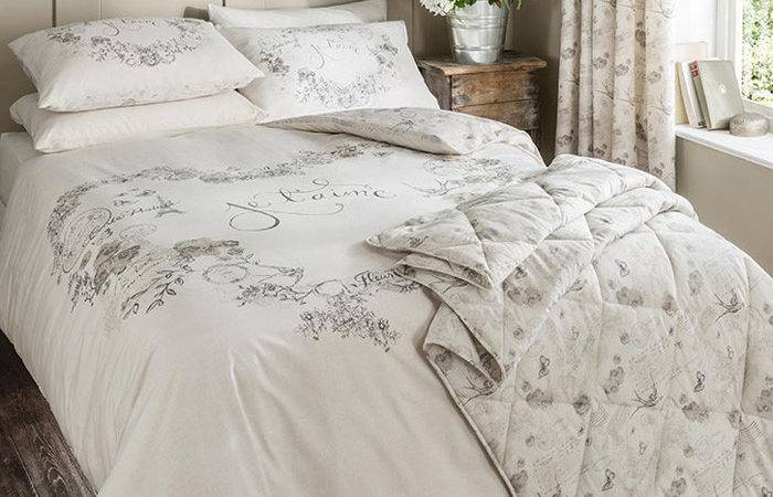 Excellent Blue White French Country Bedding