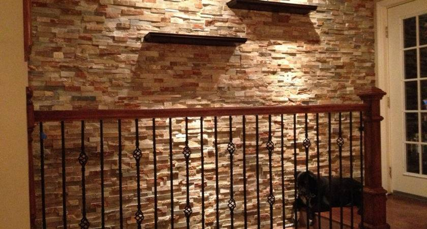 Excellent Wall Shelving Which Made Wood Materials