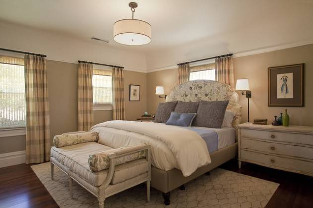 Exceptional Bedroom Designs Beige Walls